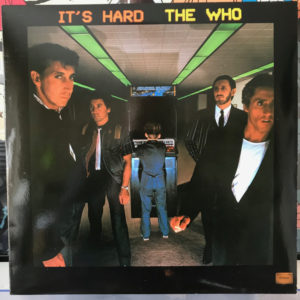The Who – It's Hard