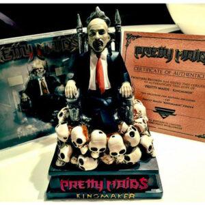 Pretty Maids – Kingmaker Limited Edition CD Box set