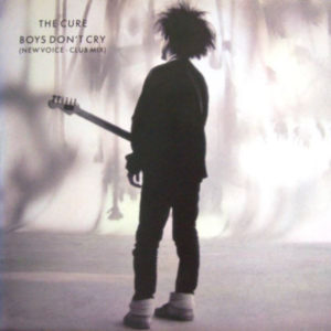 The Cure  12″ Boys Don't Cry (New Voice – Club Mix)