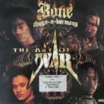 Bone Thugs-N-Harmony  2 LP  The Art Of War  (orginele 1997 persing !!)